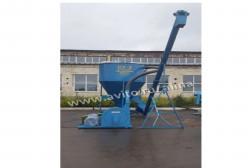 Шнековый транспортёр зерна 6м