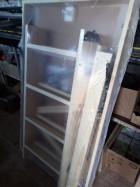 Лестница чердачная деревянная