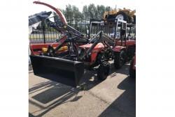 Трактор Уралец 224 с погрузчиком