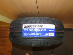 195/50 R15 BRIDGESTONE Turanza T001 82V