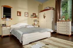 Двуспальная кровать «Эрика »