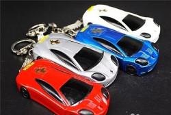 USB Зажигалка машинка Mercedes, Ferrari