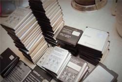 Оригинальные аккумуляторы Sony, бу