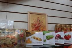 Соан Папди, индийские сладости
