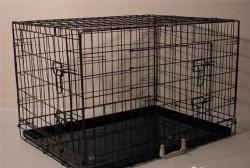 Клетка для собаки складная 107х68х75см из Финлянди