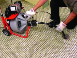 Видеоинспекция труб, прочистка канализации