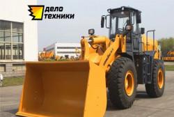 Фронтальный погрузчик Lonking ZL50NC г/п 5 тонн