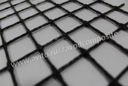 Сетка кладочная 33х33мм, усилена карбоном