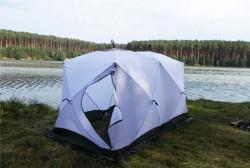 Палатка Куб 1,85 Дуплекс дышащая Уралзонт