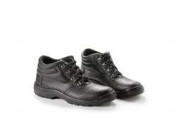 Ботинки кожаные Basic, пу, мп