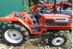 Японский мини трактор HINOMOTO N249D