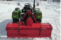 Почвофреза усиленная 1.0-2.5 метра для трактора