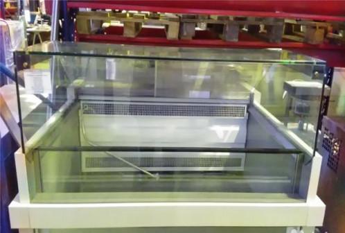 Витрина холодильная Немига Cube пс 120 Б/У