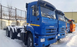 Камаз 65115 шасси евро 5 год выпуска 2020