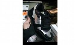 Кроссовки брендовые Valentino милитари 2 цвета