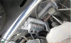 Моторола эбу на газель двигатель крайслер