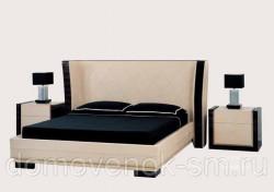Кровать Изголовье с ушками