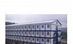 Модульные здания под ключ / Производство