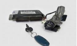 Блок управления двигателем (мозги) комплект