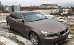 BMW E60 в разборе 530 N52