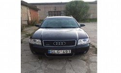 Audi A6 C5 кузов