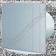 Вентилятор Quatro Platinum 125 BLAUBERG осевой бесшумный дизайн металлик Ø125