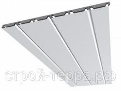 Реечный потолок OMEGA, А100АТ, белый матовый А902rus ЭКОНОМ