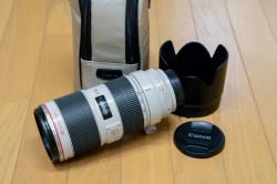 Объектив Canon EF 70-200mm f/2.8L IS версия II