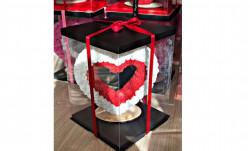 Сердца из 3D роз l Ручная работа