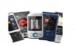 Купить телефон слайдер Sony Ericsson