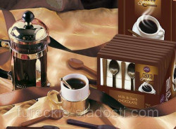 ELIT 1924 Шоколад молочный «Choco spoons», ложки из темного и молочного шоколада 54 гр