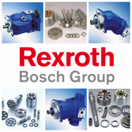 Испытание гидронасоса bosch rexroth.