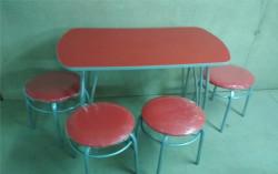 Столы Стулья Оптом Фабрика Новые для Продаж и Кафе