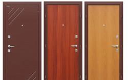 Входная стальная дверь Оптим Стандарт