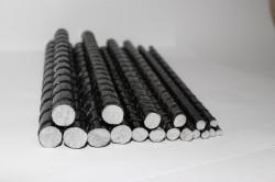 Арматура 10 мм, усилена карбоном