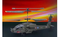 Радиоуправляемый вертолет Apache AH-64 Syma S109G