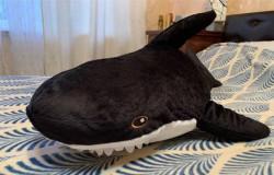 Чёрная Акула из икеи (фурия)