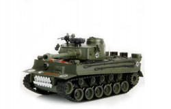 Танк German Tiger Green масштаб 120 4101-2