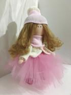 Интерьерная куколка Тыквоголовка