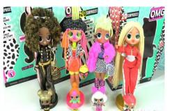 Lol omg Лол оригинал Surprise O.M.G. Fashion Doll