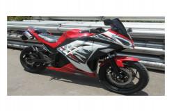 Электромотоцикл Kawasaki Ninja