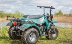 Атаман Trike Power A15