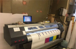 Techno-jet-160 Принтер широкоформатный интерьерный