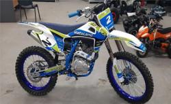Мотоцикл Эндуро XT250 HS