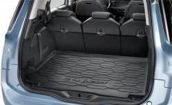 Коврик багажника 1637859980 Citroen C4 Picasso 16