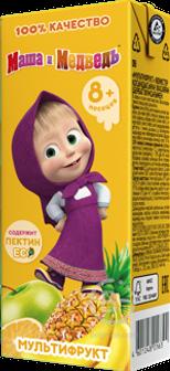 Детские соки и нектары