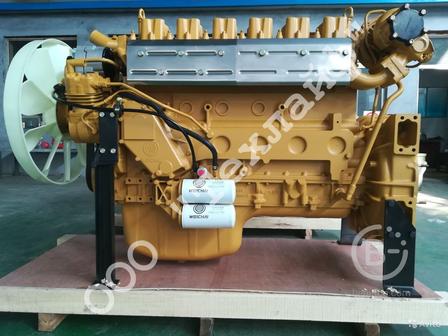 Двигатель Weichai WD12G420E211 для самосвала LGMG MT86