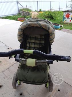 Продам коляску зима- лето.