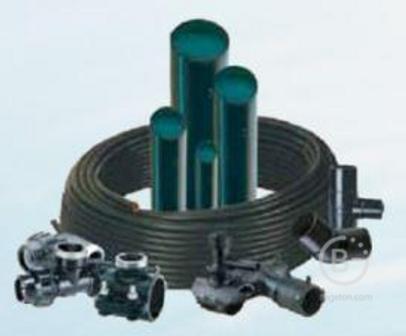 Трубы и запорно-регулирующая арматура