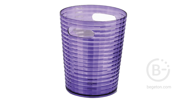 ведро мусорное Ведро мусорное FIXSEN Glady FX-09-79  фиолетовый
